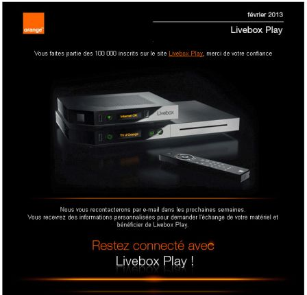 livebox play